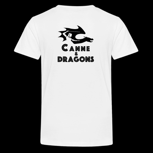 logoC D N B2 - T-shirt Premium Ado