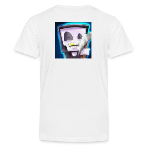 2Y9Luy4e jpg - Teenage Premium T-Shirt