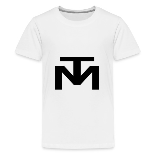 TM_logo_2018_clean - Teenager Premium T-Shirt