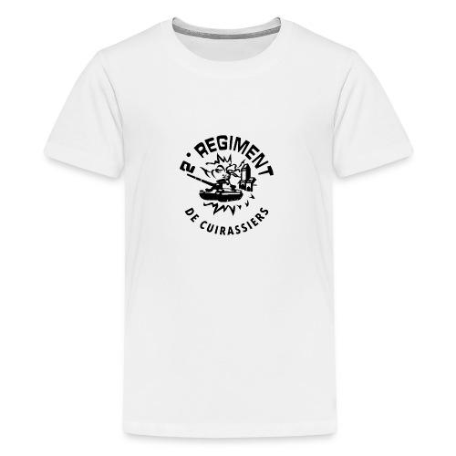 French Army 2RC - T-shirt Premium Ado