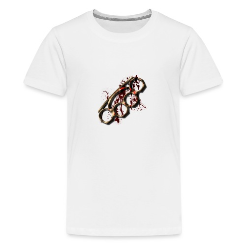 schlagrin - Teenager Premium T-Shirt