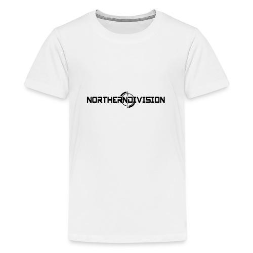 ND CROSSHAIR_TEKSTI_2017 - Teinien premium t-paita