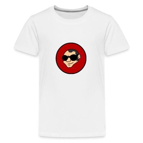 Logo cazzimma PNG - Maglietta Premium per ragazzi