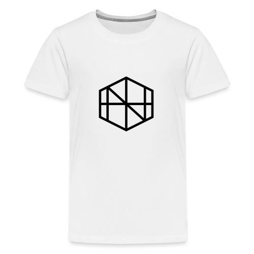 Digitalisti! - Teinien premium t-paita
