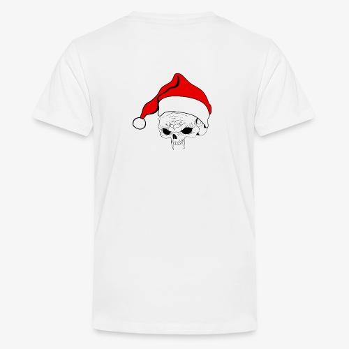 pnlogo joulu - Teenage Premium T-Shirt