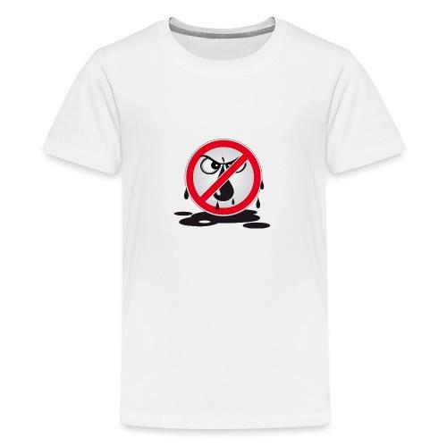 Erdöl - Nein danke! - Teenager Premium T-Shirt