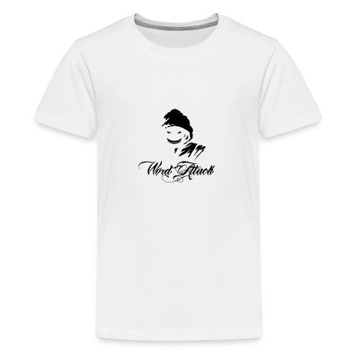 Word Attack - Teenager Premium T-Shirt