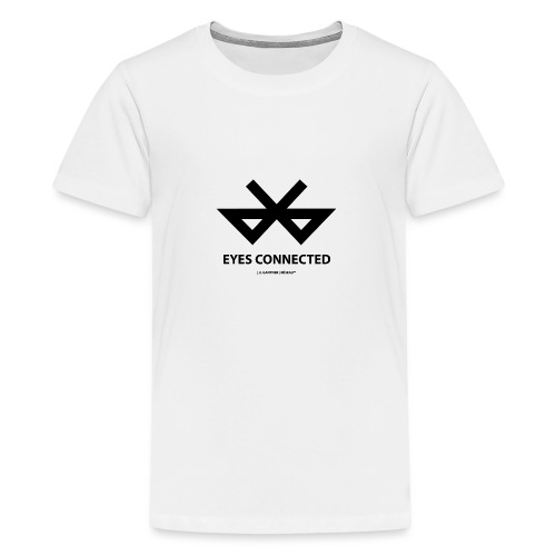 EYES CONNECTED - T-shirt Premium Ado