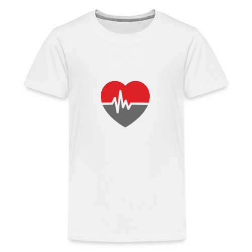 RaveHeart - Flowjob - Teenage Premium T-Shirt