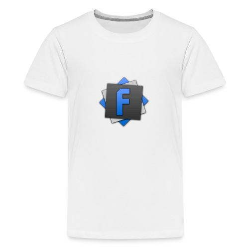 logoflavio - T-shirt Premium Ado