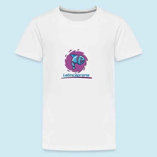 Latincaprona - Maglietta Premium per ragazzi