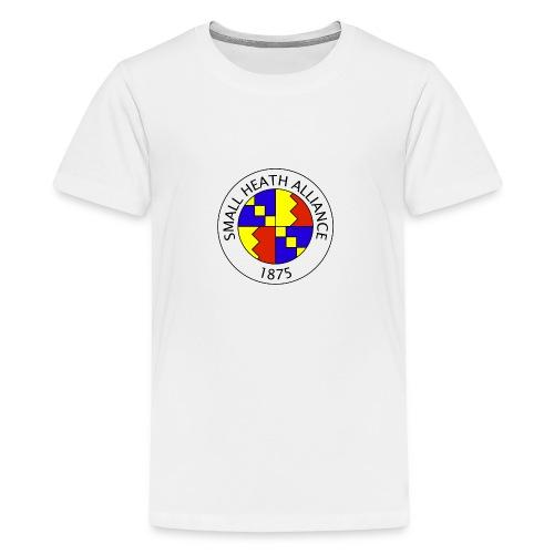 SHA Logo (Original) - Teenage Premium T-Shirt