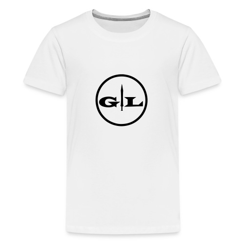 gl frontohne - Teenager Premium T-Shirt