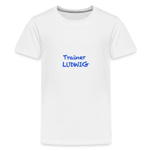krug logo - Teenager Premium T-Shirt