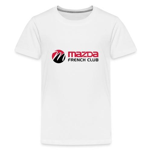 mazda french club - T-shirt Premium Ado