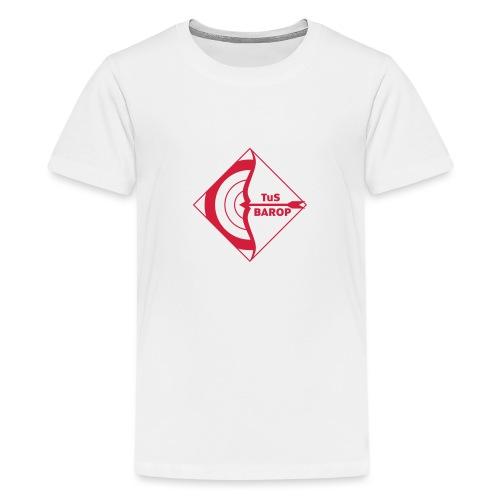 Klein Logo Bogen Tus Barop - Teenager Premium T-Shirt
