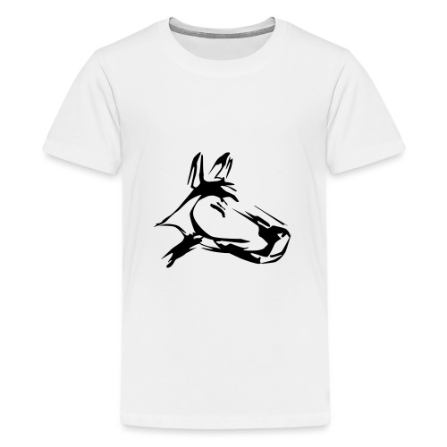 der hund 10 x 10 - Teenager Premium T-Shirt