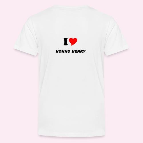 ILOVEHENRY-BAMBINI 9-14 ANNI - Teenage Premium T-Shirt