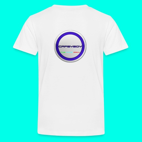 Cape Logo - Teenage Premium T-Shirt