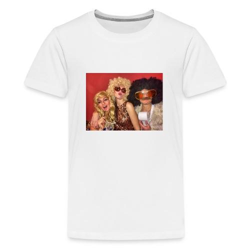 IMG_4859 - Teenager Premium T-Shirt