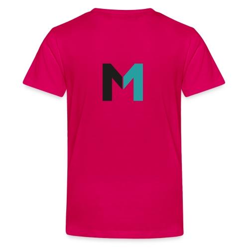 Logo M - Teenager Premium T-Shirt