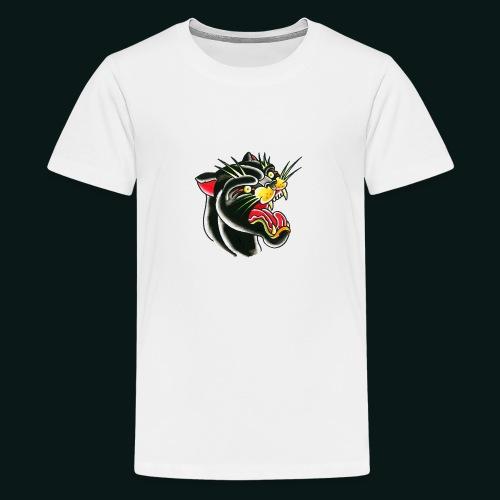 panther - Teenager premium T-shirt