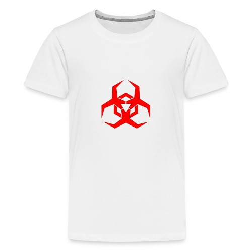hazardous tee - Teenage Premium T-Shirt
