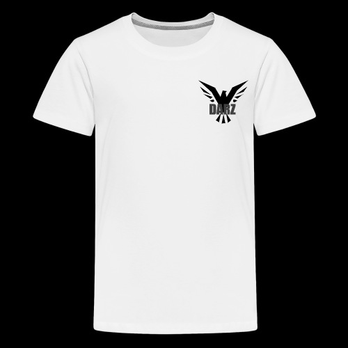 Witte shirt png - Teenager Premium T-shirt