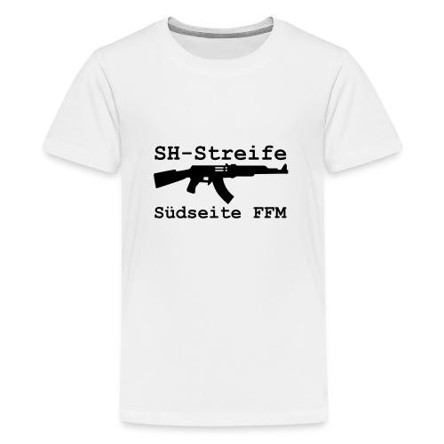 SHS Logo Standard - Teenager Premium T-Shirt