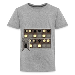 Carls Architectural Collage 3 - Teenager Premium T-Shirt