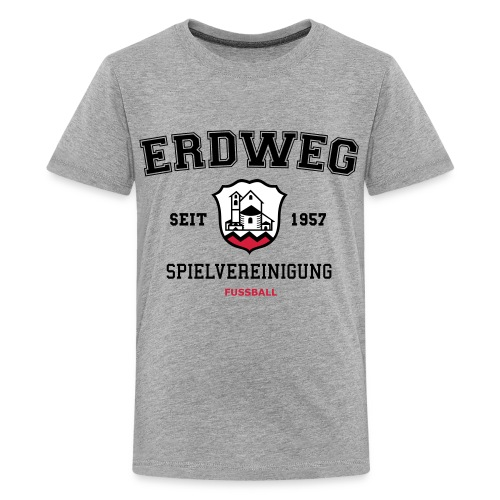 SE21 - Teenager Premium T-Shirt