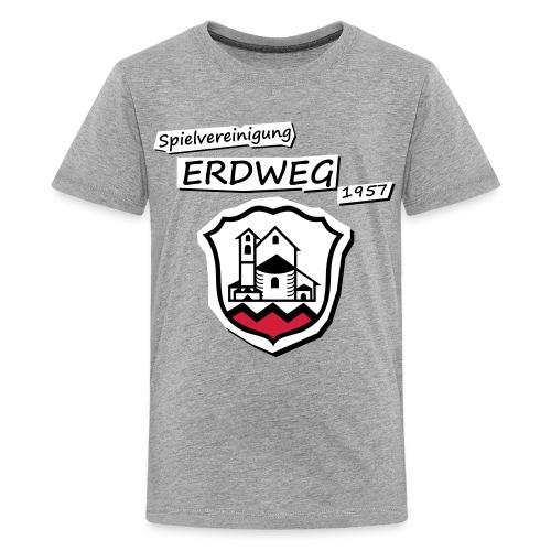 SE26 - Teenager Premium T-Shirt