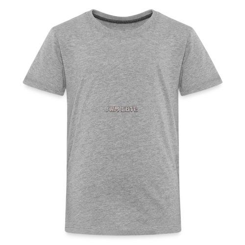 i am cute - Teenager Premium T-shirt