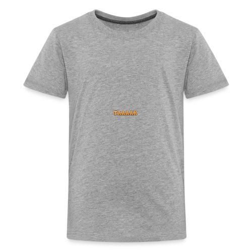 Only2feet's Taaaak - Teenage Premium T-Shirt