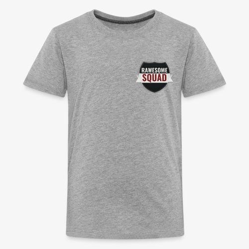 Rawesome Squad - Teenage Premium T-Shirt
