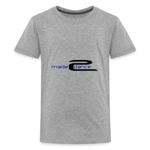 Made2Dance - Teenage Premium T-Shirt