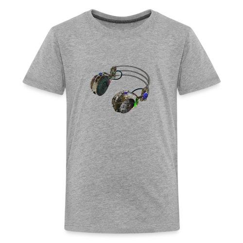 Dj music fashion - Teenage Premium T-Shirt