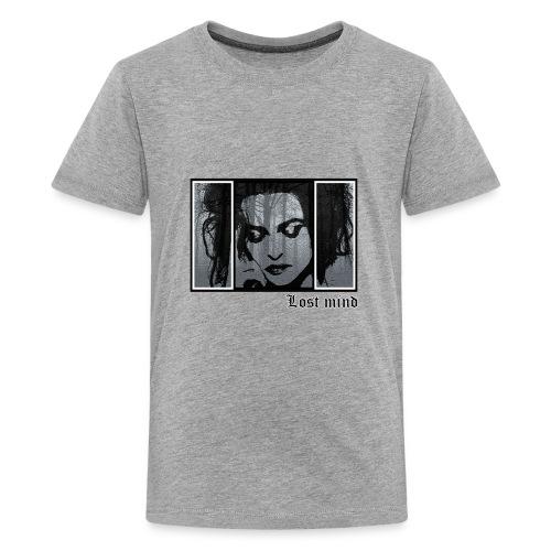 LOST MIND - Camiseta premium adolescente