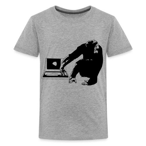 Code ape - Premium-T-shirt tonåring