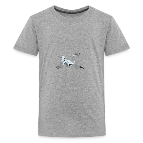 chat de al brume 02 - T-shirt Premium Ado