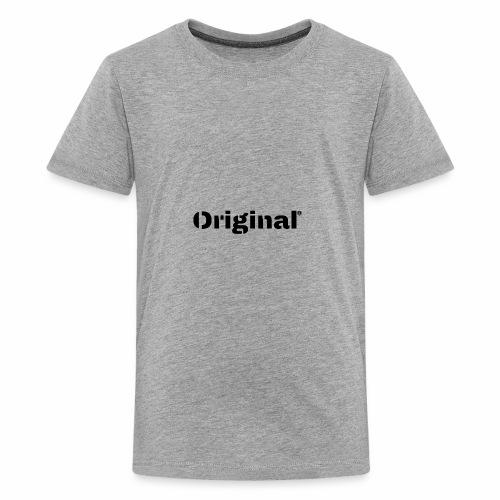 Original, by 4everDanu - Teenager Premium T-Shirt