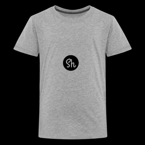 LOGO 2 - Teenage Premium T-Shirt