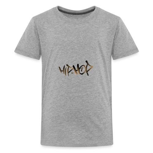 HIP HOP - Teenage Premium T-Shirt