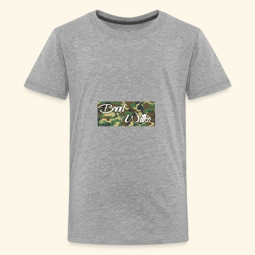 LOGO20000 - Teenage Premium T-Shirt