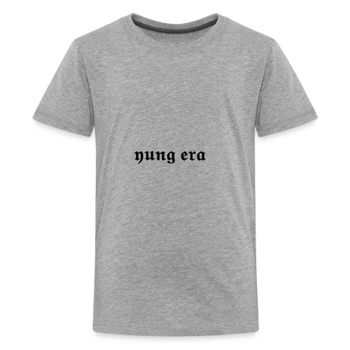 yungera - Teenager Premium T-Shirt