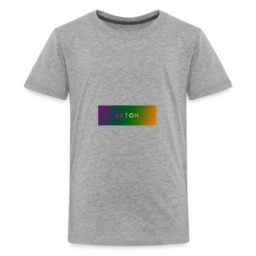 Axton tie dye - Teenager premium T-shirt