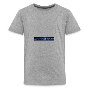 NEWTEAMSPIRIT - Teenager Premium T-Shirt