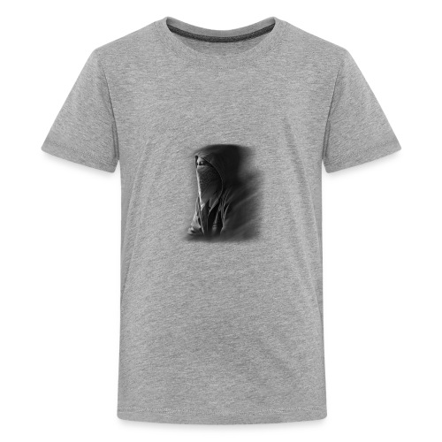 Sun Diego Portrait - Teenager Premium T-Shirt
