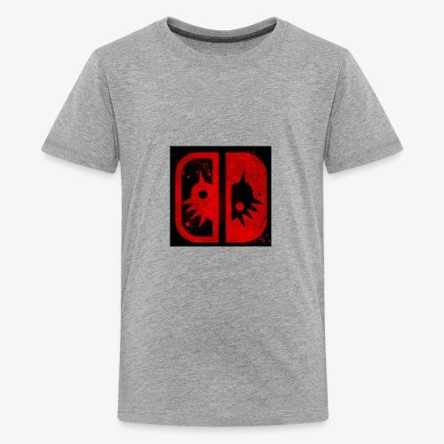NN Logo - Teenage Premium T-Shirt