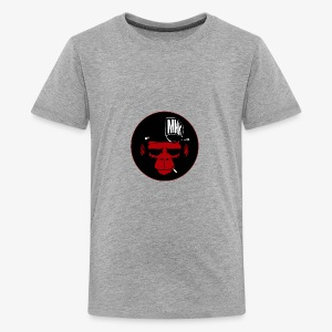 Mr Monkey - Teenage Premium T-Shirt